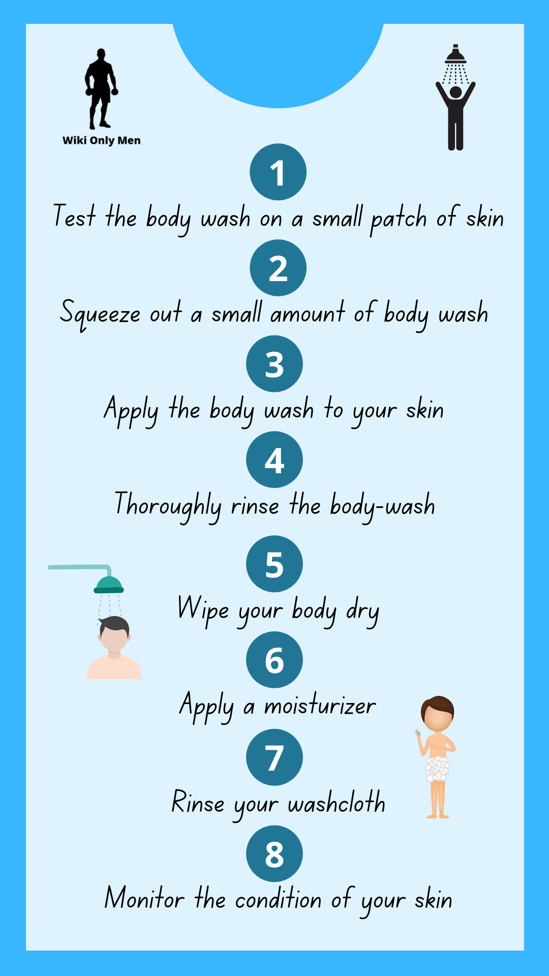 How To Use A Body Wash