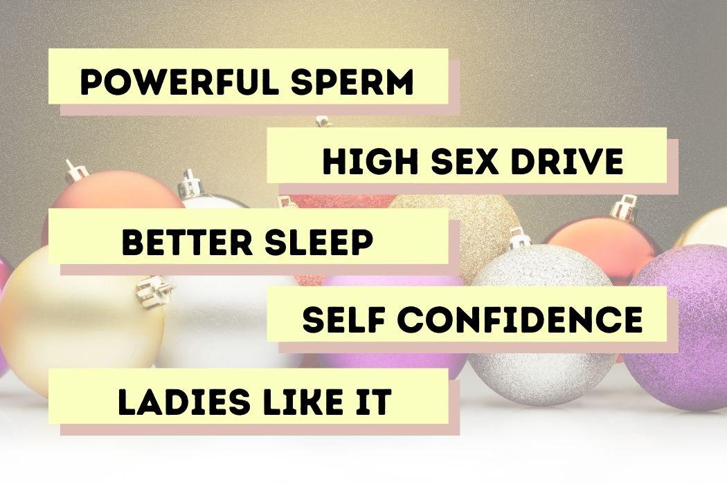 Having big testicle benefits