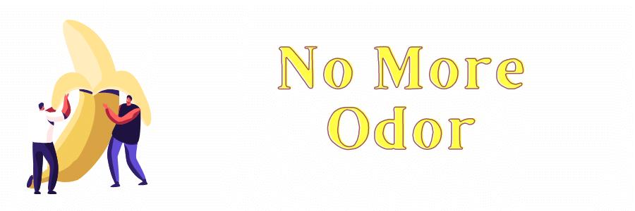 No more odor with a foreskin moisturiser