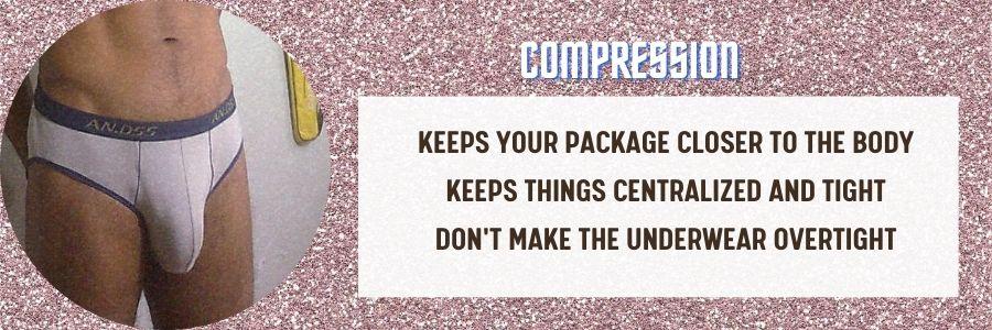 compression - in underwear