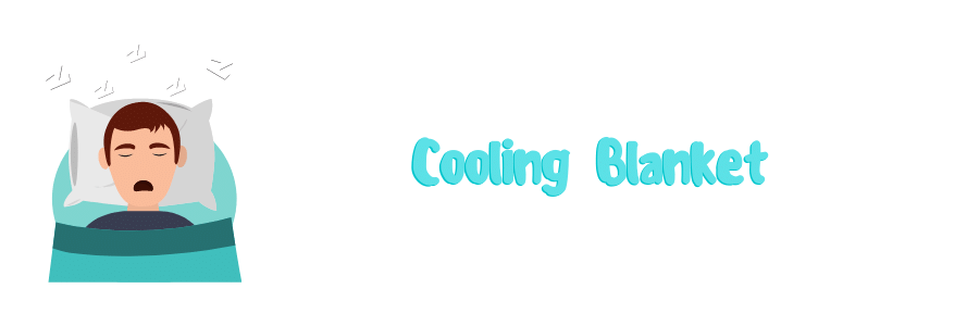 Cooling Blanket To keep your balls cool